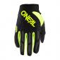 Мотокрос ръкавици O'NEAL ELEMENT NEON YELLOW 2020 thumb