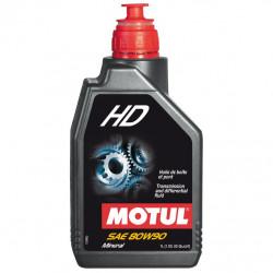 Трансмисионно масло MOTUL HD 80W90