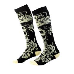 Термо чорапи O'NEAL PRO MX TOPHAT BLACK/BEIGE 2020