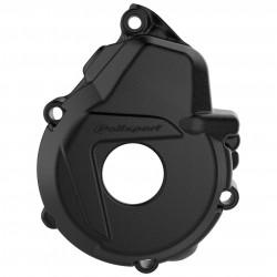 Предпазител за капака на запалването KTM EXC-F 250/350 Freeride 250 Husqvarna FE 250/350 BLACK