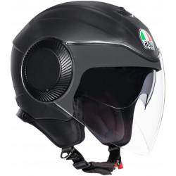 Каска за скутер AGV ORBYT MATT BLACK
