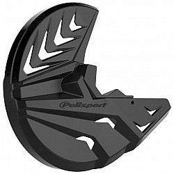 Предпазител спирачен диск HONDA CRF 250R/450R  BLACK