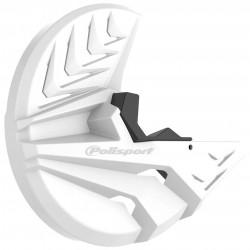 Предпазител спирачен диск HONDA CRF 250R/450R WHITE