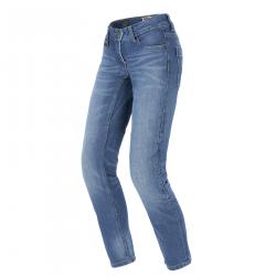 Дамски мото дънки SPIDI J-TRACKER BLUE