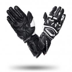 Мото ръкавици SPYKE TECH PRO BLACK/WHITE