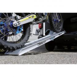 Алуминиева рампа за товарене / разтоварване на мотоциклети