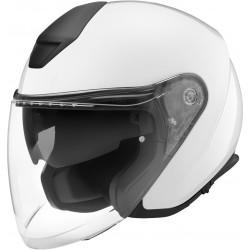 Каска за скутер SCHUBERTH M1 PRO WHITE GLOSS