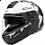 Мото каска SCHUBERTH C4 PRO BLACK/WHITE MATT