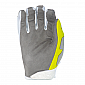 Мотокрос ръкавици O'NEAL MAYHEM CRACKLE 91 YELLOW/WHITE/BLUE thumb
