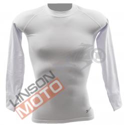 Дамска термо блуза BARS EXTREME WHITE