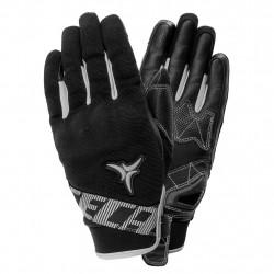 Дамски текстилни ръкавици SECA X-STRETCH BLACK/TITANIUM