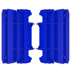 Преден предпазител за радиатор POLISPORT YAMAHA YZ450F (10-13) - BLUE