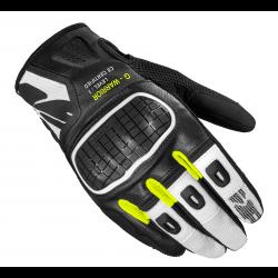 Мото ръкавици SPIDI G-WARRIOR BLACK/FLUO YELLOW