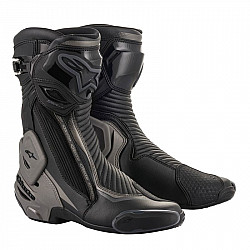 Ботуши ALPINESTARS SMX PLUS V2 BLACK/DARK GRAY