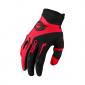 Детски мотокрос ръкавици O'NEAL ELEMENT RED/BLACK 2021