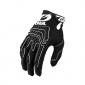 Мотокрос ръкавици O'NEAL SNIPER ELITE BLACK/WHITE 2020