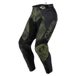 Крос брич O'NEAL MAYHEM COVERT BLACK/GREEN