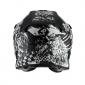 Мотокрос каска O'NEAL 5SERIES RIDER BLACK/WHITE 2021 thumb