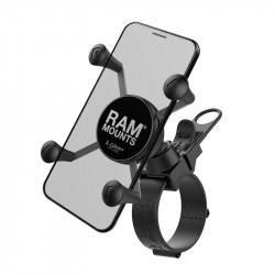 Мото стойка за телефон RAM-MOUNTS X-GRID RAM-SB-187-UN7