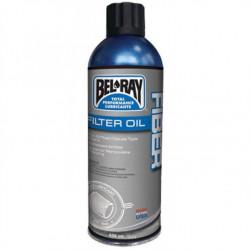Спрей BEL-RAY FIBER FILTER OIL SPRAY 400мл