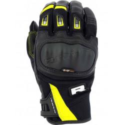 Мото ръкавици RICHA MAGMA II BLACK/FLUO YELLOW