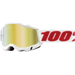 Мотокрос очила 100% ACCURI2 DENVER-TRUE GOLD