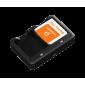 Зарядно SCHUBERT с включена резервна батерия