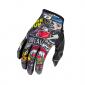 Мотокрос ръкавици O'NEAL MAYHEM CRANK II MULTI 2020
