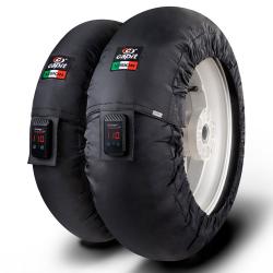 Нагреватели за гуми CAPIT SUPREMA VISION BLACK - M/L