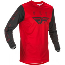 Мотокрос блуза FLY RACING F-16 2.0-BLACK/RED