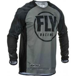 Мотокрос блуза FLY RACING EVOLUTION-BLACK/GREY