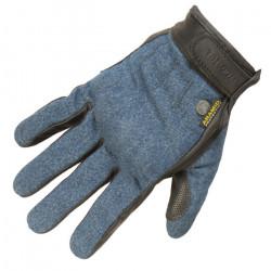 Дамски мото ръкавици TRILOBITE 1841 RALLY BLUE