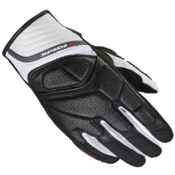 Дамски мото ръкавици SPIDI S-4 BLACK/WHITE