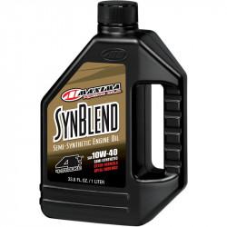Двигателно Масло MAXIMA Syn Blend 10W40 - 1 литър