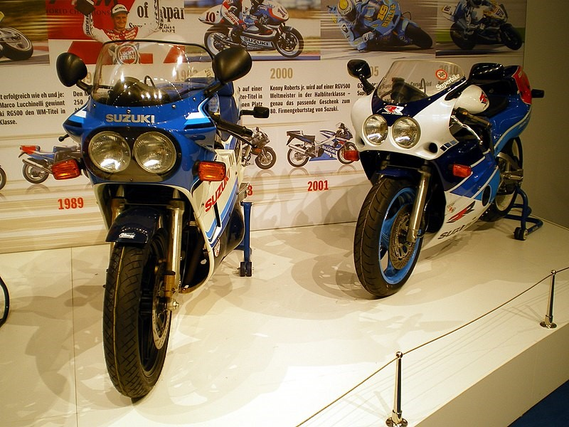 Кои са най-добрите мотори от марките  Suzuki, Honda, Yamaha, BMW?