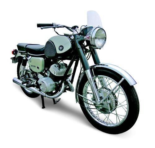 Моторите Yamaha